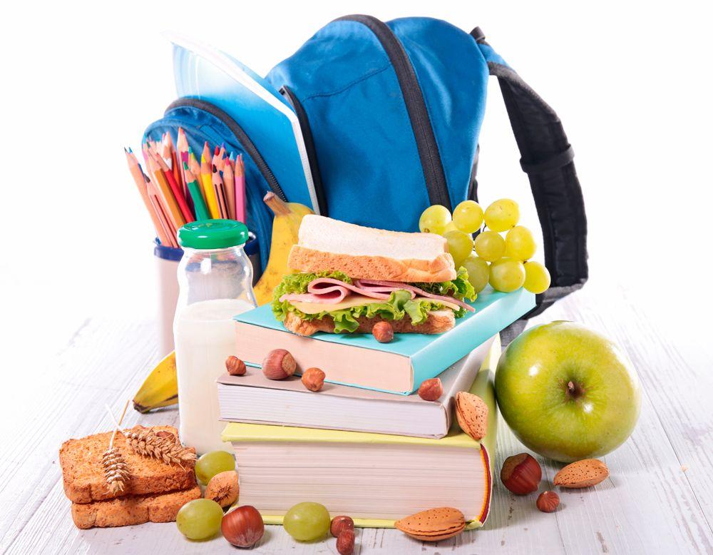 nutrizione a scuola